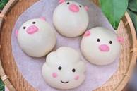 Bỏ túi công thức đơn giản làm bánh bao sữa thơm phức, mềm mịn, cả nhà có bữa sáng cực nhanh gọn