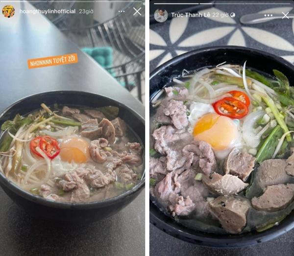 Sao Vbiz bị soi đang sống chung nhà: Hoàng Thùy Linh - Gil Lê lọt cả rổ hint, Việt Anh lộ vì ảnh nóng trong nhà bếp?-5