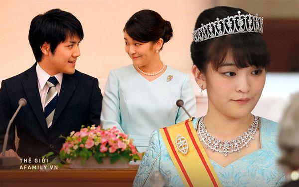 Truyện cổ tích không có thực của Công chúa Nhật Bản: Nỗi sầu muộn nơi cung cấm và sự lựa chọn phá vỡ mọi rào cản để nghe theo con tim-1