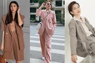 11 cách diện blazer mùa thu cực ấn tượng của sao Việt: Chị em muốn mặc trẻ trung, thanh lịch thì nên 'hóng' ngay
