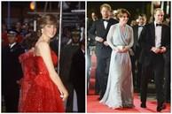 Loạt khoảnh khắc ấn tượng của các thành viên hoàng gia trên thảm đỏ, Công nương Diana và con dâu Kate 'mười phân vẹn mười'