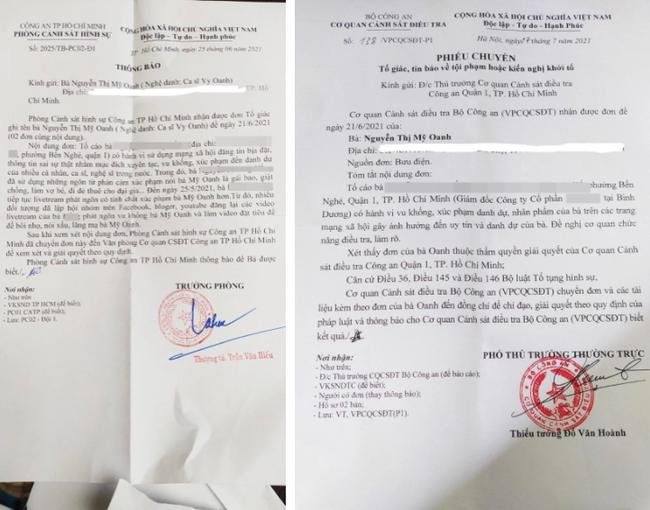 Trước thông tin rút đơn kiện nữ CEO, Vy Oanh chính thức lên tiếng-2