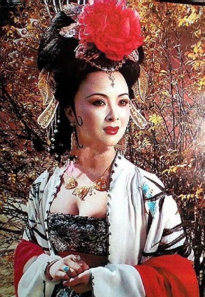 Diễn viên Chu Khiết Dương Quý Phi qua đời vì bạo bệnh-2
