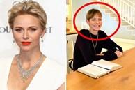 Một tháng sau khi nhập viện giữa nghi vấn chồng ngoại tình, Vương phi Monaco lộ diện với ngoại hình 'tàn tạ'