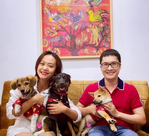 Hôn nhân diễn viên Hồng Ánh: 10 năm không con cái vẫn hạnh phúc, được gia đình chồng yêu thương và ủng hộ nhất mực-2