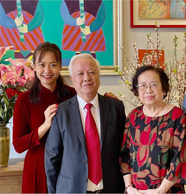 Hôn nhân diễn viên Hồng Ánh: 10 năm không con cái vẫn hạnh phúc, được gia đình chồng yêu thương và ủng hộ nhất mực-4