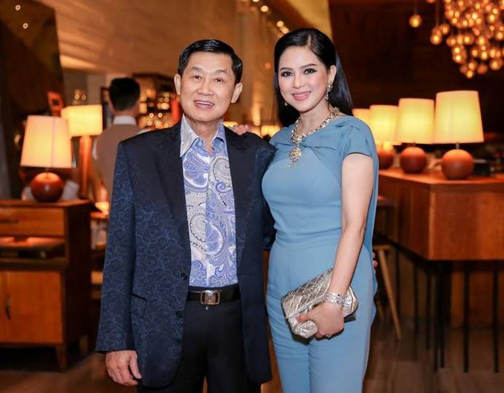 Mẹ chồng Hà Tăng: Phu nhân quyền lực ở tuổi 51 và cách xưng hô đặc biệt với chồng tỷ phú-2