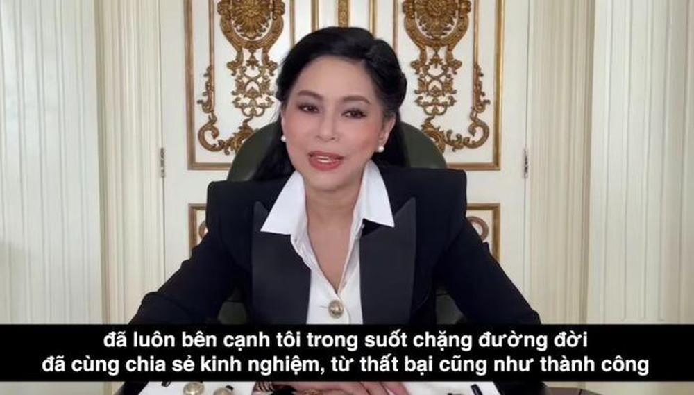 Mẹ chồng Hà Tăng: Phu nhân quyền lực ở tuổi 51 và cách xưng hô đặc biệt với chồng tỷ phú-5