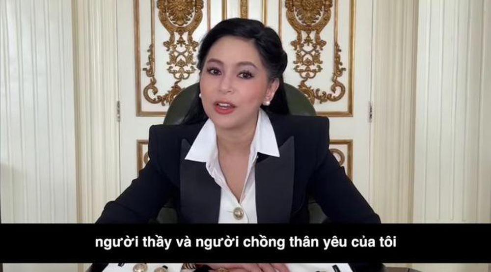 Mẹ chồng Hà Tăng: Phu nhân quyền lực ở tuổi 51 và cách xưng hô đặc biệt với chồng tỷ phú-4