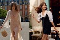 Nàng người Pháp có style đơn giản và sang, chị em ngắm thì dứt khoát lên trình mặc đẹp