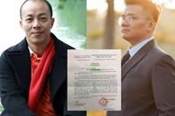 Nóng: Nghệ sĩ Đức Hải nộp đơn tố cáo vụ Nhâm Hoàng Khang lên Công an TP.HCM