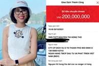"""Thơ Nguyễn """"thẳng tay"""" cọc 200 triệu mua xe hơi cho mẹ đi buôn rau, chở phân lên rẫy"""