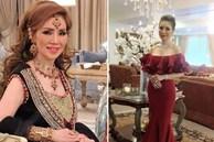 'Bà lão Lọ Lem' U60: 'Hốt' được chồng là tỷ phú Dubai giàu nứt đố đổ vách vẫn tự tin tuyên bố một câu khiến ai cũng kiêng nể