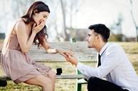 Bày biện lãng mạn để cầu hôn, người yêu 6 năm hào hứng mỉm cười nhưng những gì em nói làm tôi choáng váng