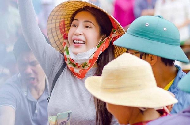 Phía Thuỷ Tiên làm rõ lý do không thống kê được chính xác số tiền từ thiện ở Quảng Trị?-4
