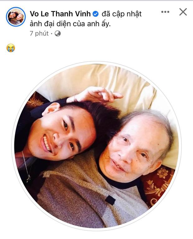 Bố nghệ sĩ Hoài Linh qua đời, Dương Triệu Vũ, Đàm Vĩnh Hưng và các sao Việt nghẹn ngào tiễn biệt-3