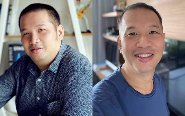 Giật mình trước diện mạo gầy rộc của chồng cũ Phạm Quỳnh Anh-2