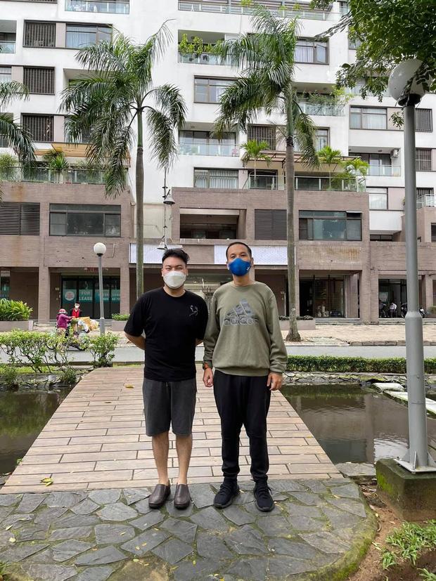 Giật mình trước diện mạo gầy rộc của chồng cũ Phạm Quỳnh Anh-1