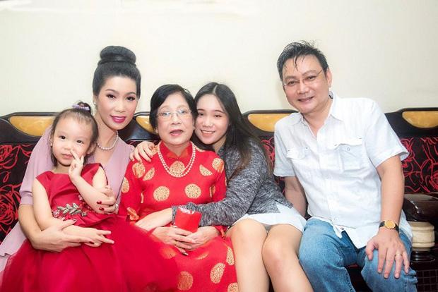 Tin buồn: Mẹ ruột Trịnh Kim Chi qua đời, NS Hồng Vân - Vy Oanh và dàn sao đồng loạt chia buồn-3