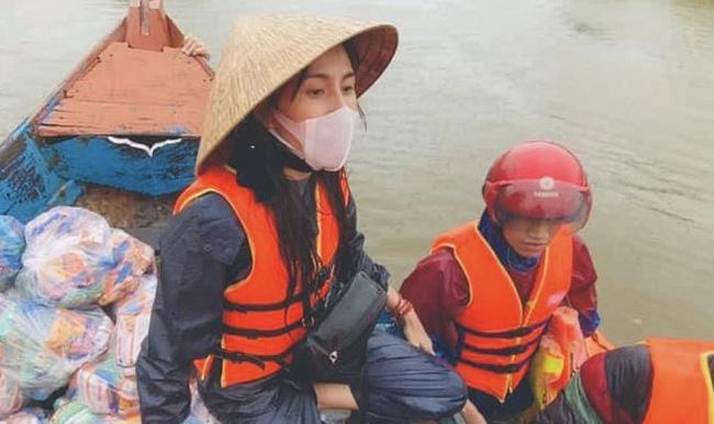 Bộ Công an yêu cầu cung cấp chứng cứ hoạt động từ thiện của ca sĩ Thuỷ Tiên ở Quảng Bình-1