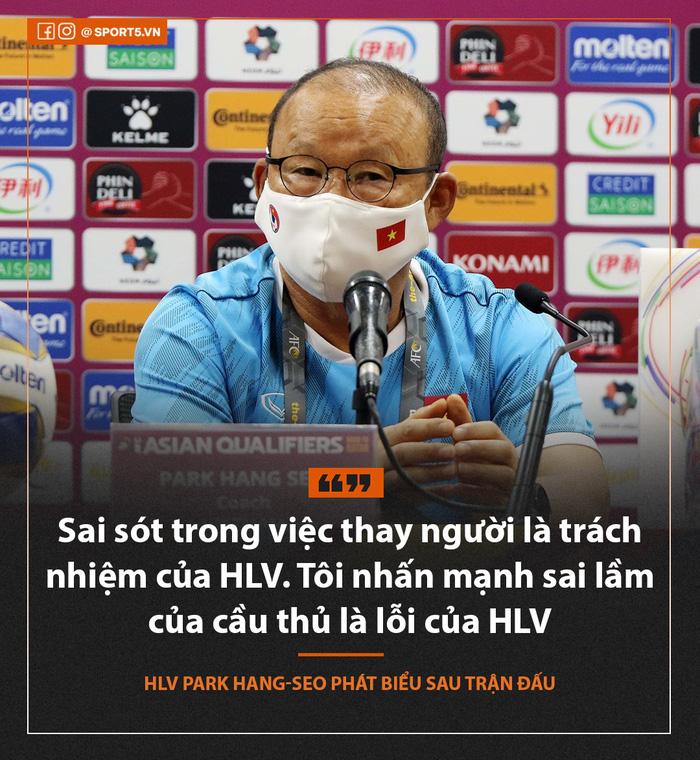 Những sai lầm chí mạng của HLV Park Hang-seo trong trận ĐT Việt Nam thua ĐT Trung Quốc-5