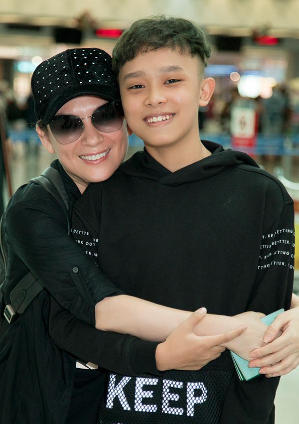 Thông tin lần đầu được tiết lộ: Phi Nhung đã có cháu ngoại ở Mỹ chưa kịp về thăm-2
