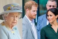 Nữ hoàng Anh đưa ra tuyên bố mới hệt như 'tạt gáo nước lạnh' vào vợ chồng Meghan
