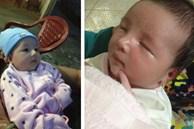 Bé gái vừa chào đời đã sở hữu chiếc mũi cao đáng ghen tỵ, 4 năm sau diện mạo gây choáng hơn