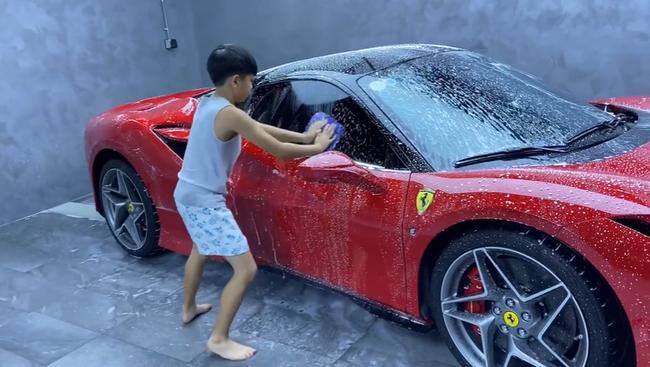 Rich kid Suchin nhà Cường Đô La mới hơn 1 tuổi nhưng đã biết kiếm tiền bằng cách này đây-5