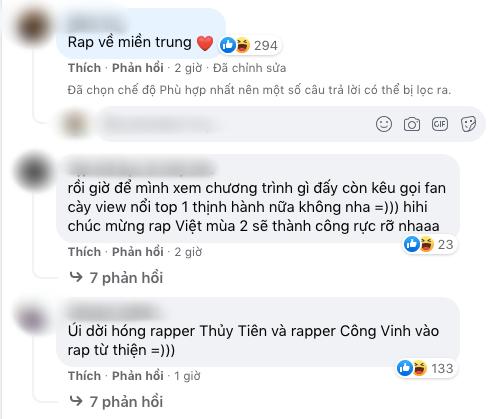 """Trấn Thành vừa đăng ảnh làm MC Rap Việt, netizen vào cà khịa"""" không thương tiếc, cả Công Vinh - Thủy Tiên cũng bị nhắc-3"""