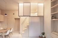 Căn hộ nhỏ 29m2 nhờ phòng ngủ kiểu kén mà như rộng gấp đôi, trông sang xịn với tiện nghi đầy đủ