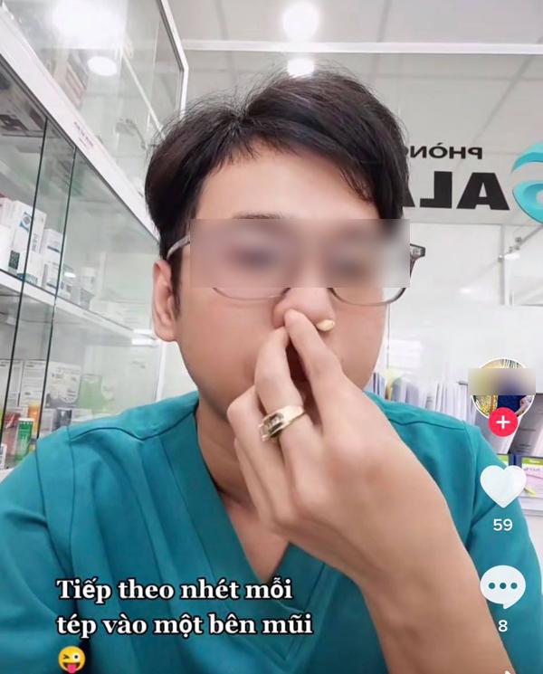 Trào lưu nhét tỏi vào mũi chữa viêm xoang rầm rộ trên Tiktok: Chuyên gia phản bác thế nào?-2