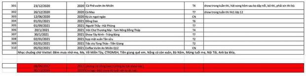 Phía ekip cố NS Phi Nhung nói gì về danh sách 310 đêm diễn và sự kiện của Hồ Văn Cường gây xôn xao MXH?-3