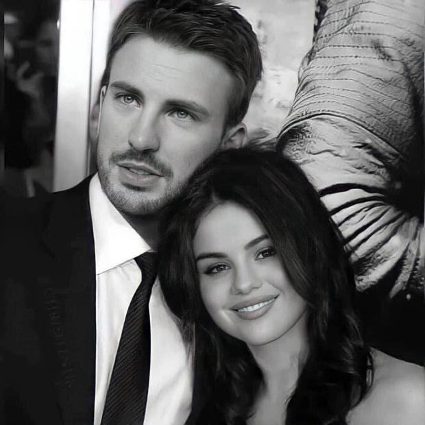Cả MXH náo loạn vì Selena Gomez và Chris Evans lộ hình nét căng mùi mẫn trong xe không khác gì tình nhân?-3