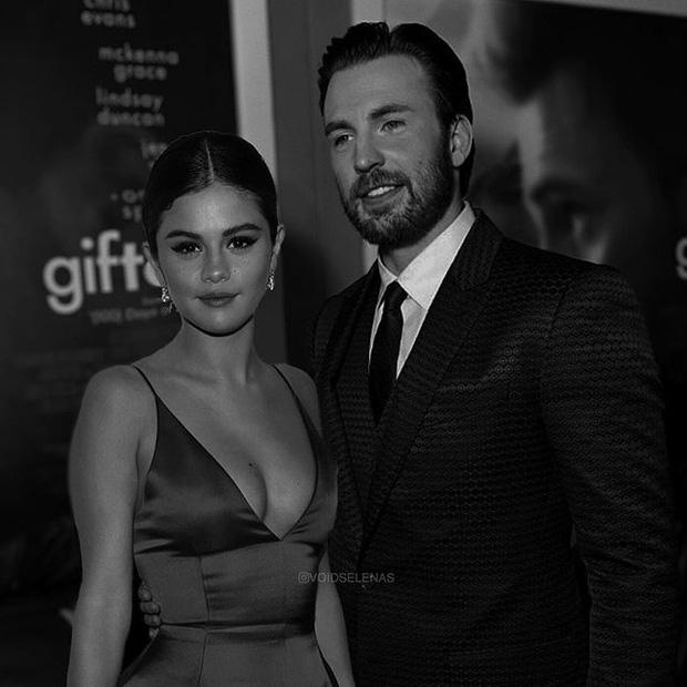 Cả MXH náo loạn vì Selena Gomez và Chris Evans lộ hình nét căng mùi mẫn trong xe không khác gì tình nhân?-4