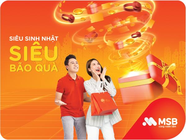 MSB dành hơn 40.000 phần quà tri ân khách hàng-1