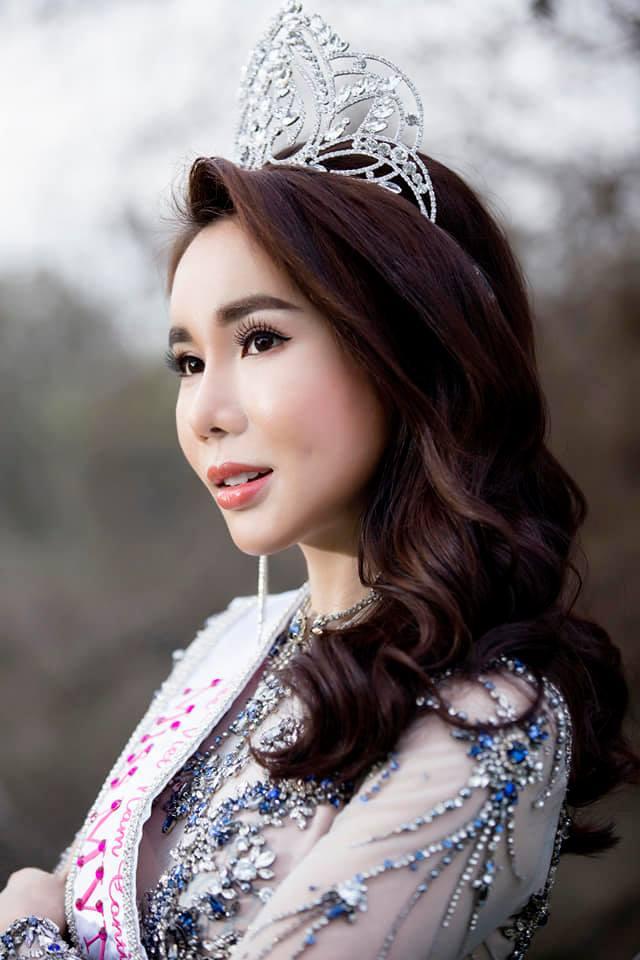 Cô gái trộm đồng hồ Rolex trị giá 2 tỷ đồng từng đăng quang Hoa hậu tại Miss Vietnam Continents 2018-2
