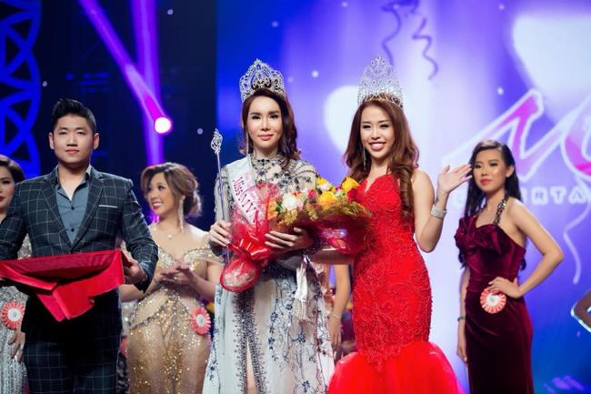 Cô gái trộm đồng hồ Rolex trị giá 2 tỷ đồng từng đăng quang Hoa hậu tại Miss Vietnam Continents 2018-1