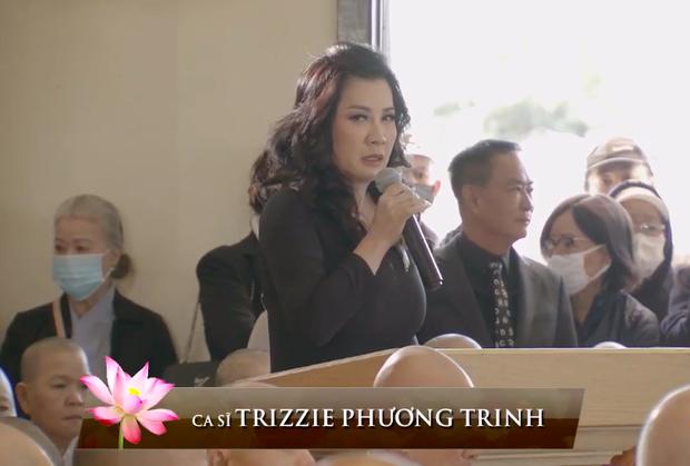 Tang lễ cố ca sĩ Phi Nhung ở Mỹ: Việt Hương khóc nức nở trong vòng tay Wendy Phạm, tiết lộ di nguyện cuối cùng của cố nghệ sĩ-62
