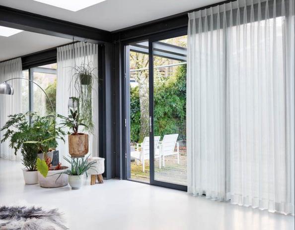 Các loại rèm ấn tượng cho bạn khung cửa sổ mộng mơ, thổi nguồn năng lượng tích cực vào không giang sống-1