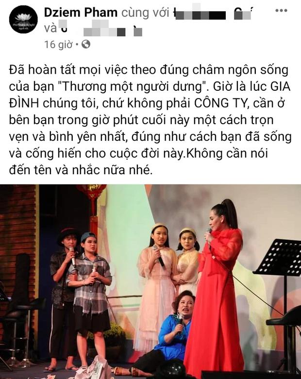 Quản lý kịp sang Mỹ tiễn biệt cố ca sĩ Phi Nhung, chết lặng trong nước mắt tiễn đưa người tri kỷ lâu năm-4