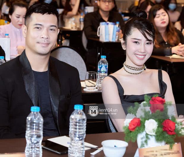 Trương Thế Vinh đang hẹn hò với Trâm Anh - Á quân The Face 2018?-3
