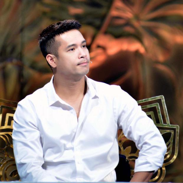 Trương Thế Vinh chính thức lên tiếng giữa tin đồn hẹn hò với Trâm Anh The Face-3