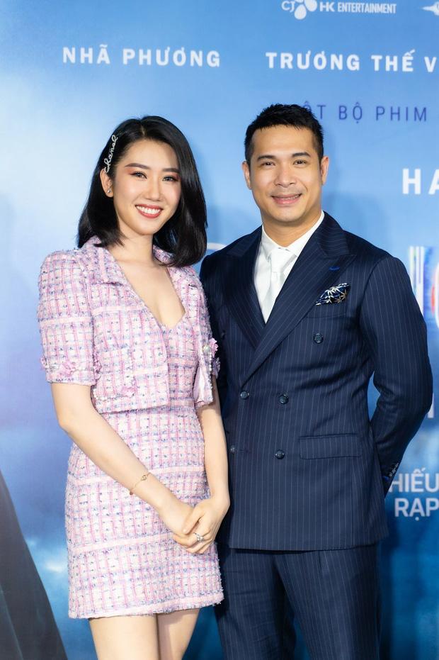 Trương Thế Vinh chính thức lên tiếng giữa tin đồn hẹn hò với Trâm Anh The Face-6
