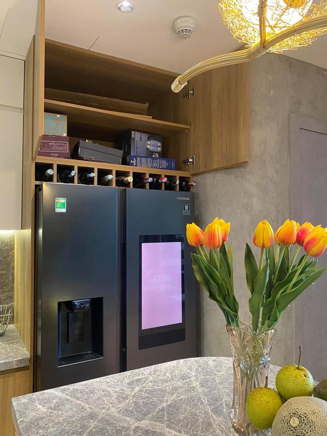 Dân mạng khen hết lời căn bếp có hệ thống tủ giấu sạch đồ đạc: Gọn gàng, thoáng mát và lúc nào cũng sạch đẹp như mới-10