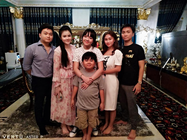 Tỷ phú 9 tuổi Đại Nam đã có 1 hành động hé lộ mối quan hệ chị dâu - em chồng trong nhà siêu giàu-1