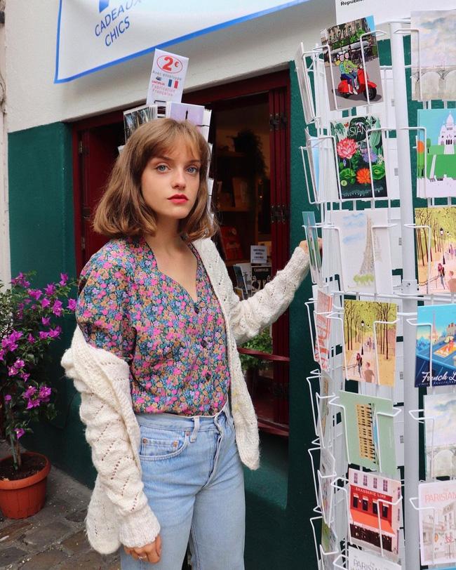 Trời se lạnh, học 12 cách diện áo cardigan sang chảnh của gái Pháp là chuẩn không cần chỉnh-7