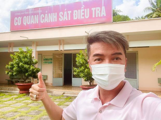 Nóng: Đàm Vĩnh Hưng xác nhận đã làm việc với cơ quan chức năng, tuyên bố cực căng về vụ kiện tụng với bà Phương Hằng!-1