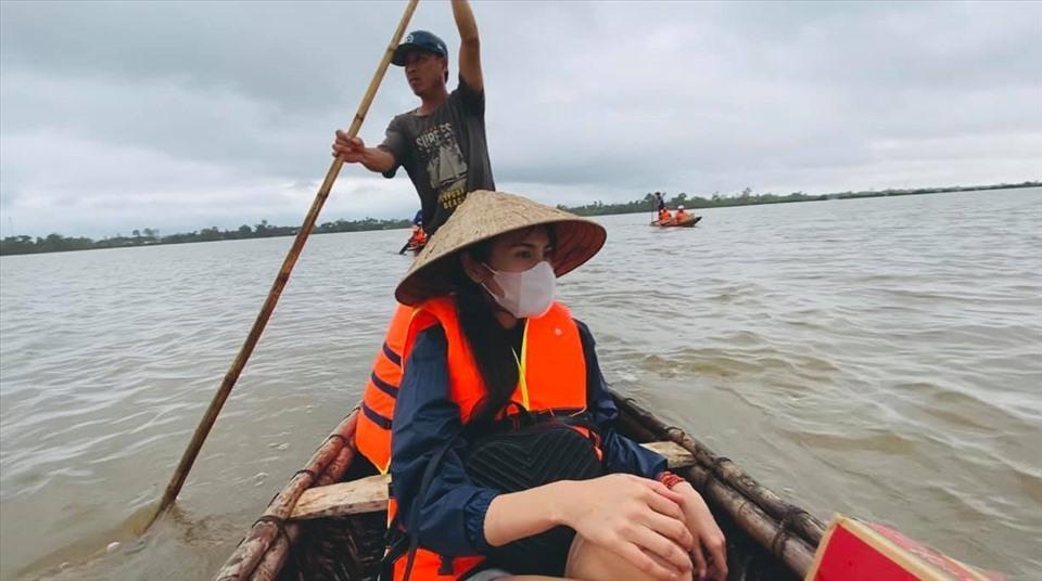 Huyện ở Quảng Nam tra soát xong việc phát tiền hỗ trợ của ca sĩ Thủy Tiên-1