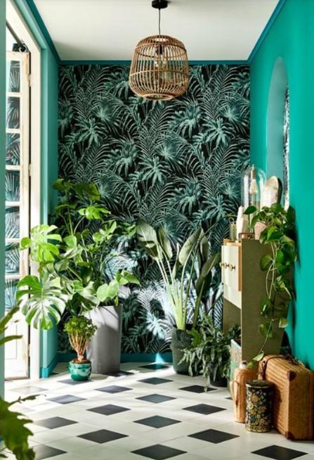 15 ý tưởng trồng cây trong nhà theo phong cách hiện đại, những người yêu cây nhất định đừng bỏ qua-11